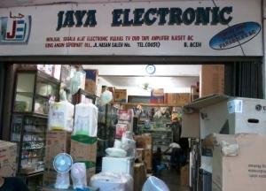 JAYA ELECTRONIC Banda Aceh