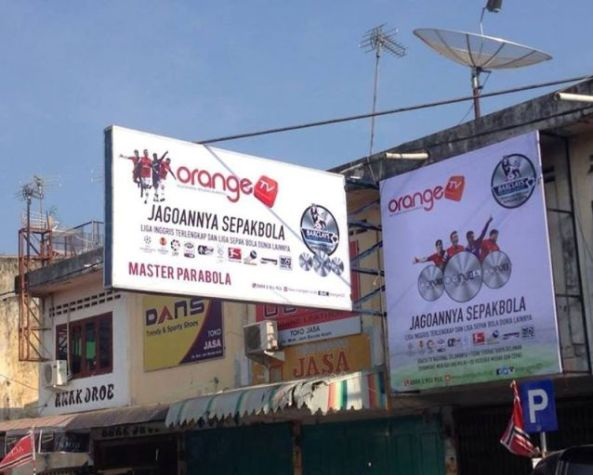 Master Parabola Banda Aceh