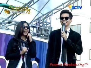 Foto Kevin Julio dan Jessica Milla di INBOX SCTV-1