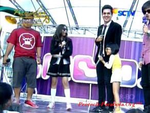 Foto Kevin Julio dan Jessica Milla di INBOX SCTV-3