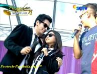 Foto Mesra Kevin Julio dan Jessica Milla di INBOX SCTV-2